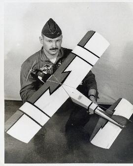 David Louis model plane