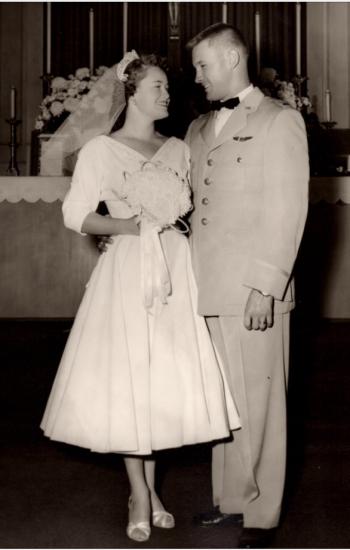 Wedding 1956