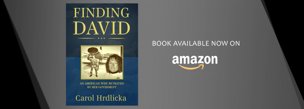 Finding David - new book